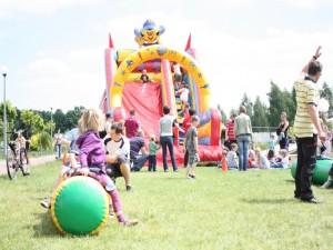 organizacja dnia dziecka, imprezy dla dzieci